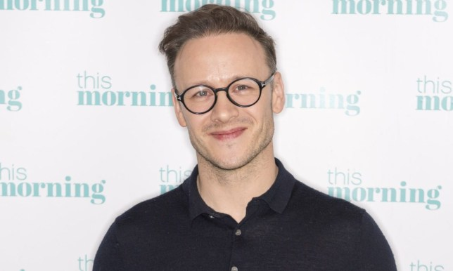 Kevin Clifton Strictly