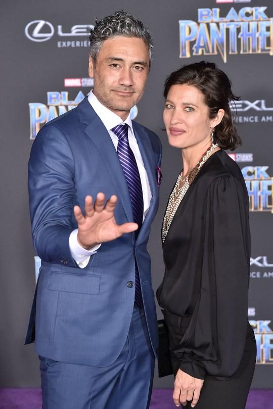 Taika Waititi 'secretly split from filmmaker wife two ...