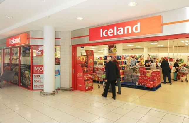 Iceland to open store for elderly people between 9 and 10
