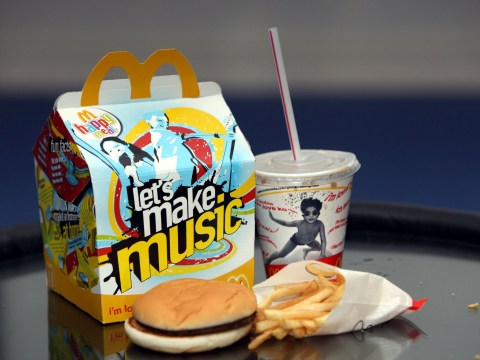 McDonald's to remove plastic toys from Happy Meals to cut environmental impact