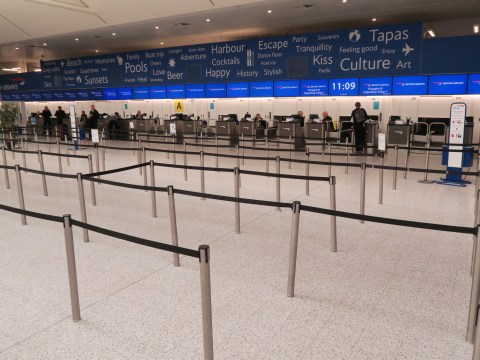 Gatwick airport axes 200 jobs amid coronavirus pressure