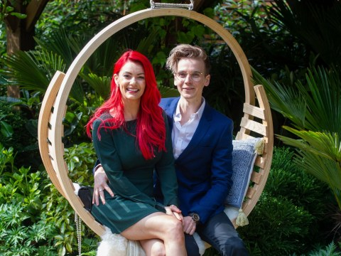Strictly Come Dancing's Dianne Buswell and Joe Sugg postpone tour amid coronavirus