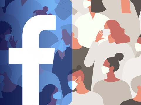 Facebook says 'bug' caused its system to flag coronavirus news as spam