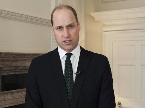 Prince William praises UK's 'ability to pull together' amid coronavirus crisis