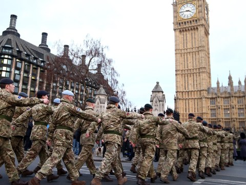 Army puts 20,000 troops on standby for UK's 'coronavirus support force'