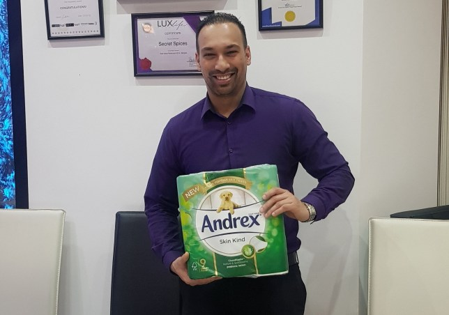An Indian restaurant is offering a free loo roll with takeaway orders of over ?25. Secret Spices, a business trying to stay afloat in Thanet, Kent, amid the coronavirus pandemic, came up with the novel way of keeping profits up and also providing a service to the community.