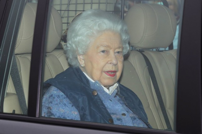 Queen Elizabeth II leaves Buckingham Palace, London, for Windsor Castle to socially distance herself amid the coronavirus pandemic. PA Photo. Picture date: Thursday March 19, 2020. She is heading to her Berkshire home a week earlier than she normally would at this time of year, and is expected to remain there beyond the Easter period. See PA story HEALTH Coronavirus Queen. Photo credit should read: Aaron Chown/PA Wire