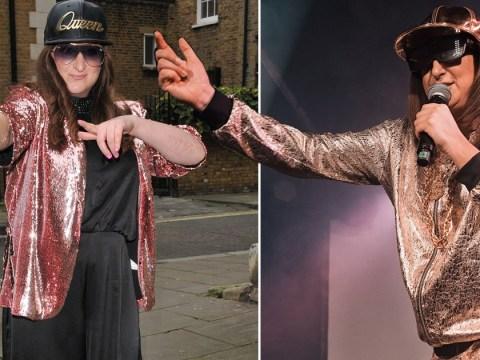 Honey G is live-streaming Missy Elliott performance and tells fans it's 'gonna be mega'