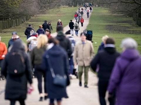 Boris Johnson won't close parks despite thousands congregating