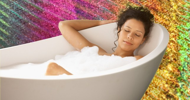 You can't cure coronavirus by having a hot bath