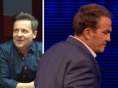 Bradley Walsh storms off The Chase set over Ant and Dec's Saturday Night Takeaway prank