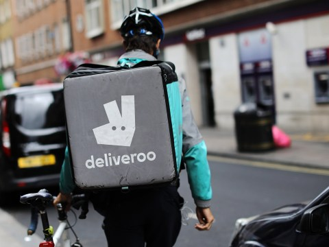 Are Easter eggs being delivered by Deliveroo?