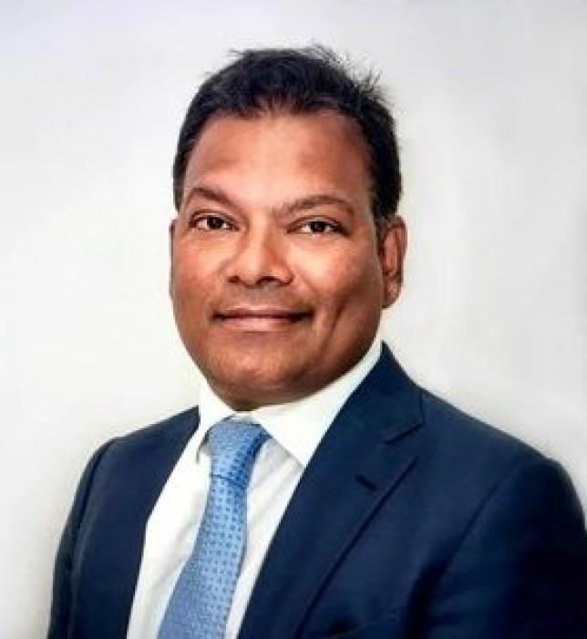 Dr Mark Ali