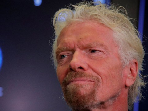 Did Richard Branson sue the NHS and why was he knighted?