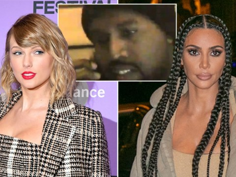 Kim Kardashian 'likes' tweet suggesting 'nothing new' was shown in leaked Taylor Swift and Kanye West conversation