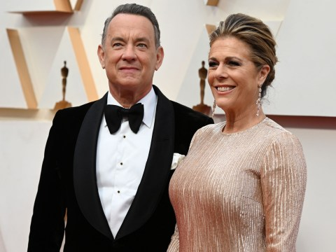 Tom Hanks says Rita Wilson was so nauseous she was crawling to bathroom as he details horrific coronavirus symptoms