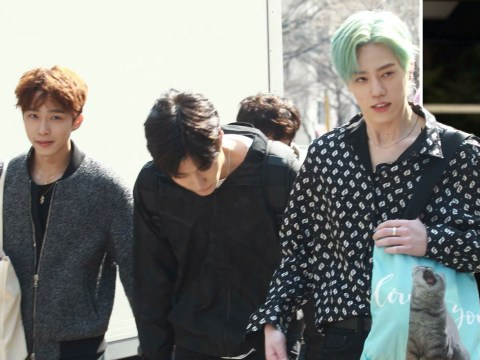 N.Flying joins K-pop stars arriving for Immortal Songs