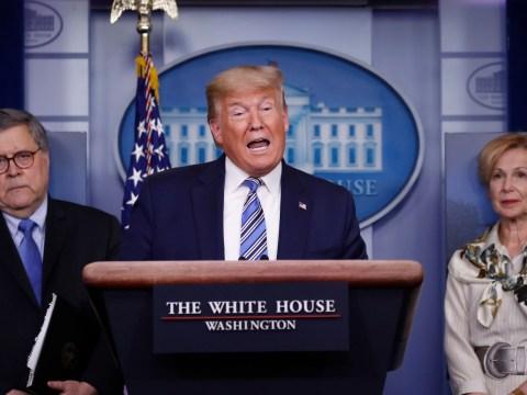 Donald Trump finally stops referring to coronavirus as 'the Chinese Virus'