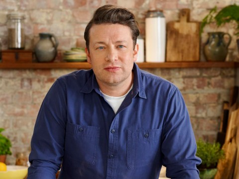 Jamie Oliver shows how to make pasta with just two ingredients