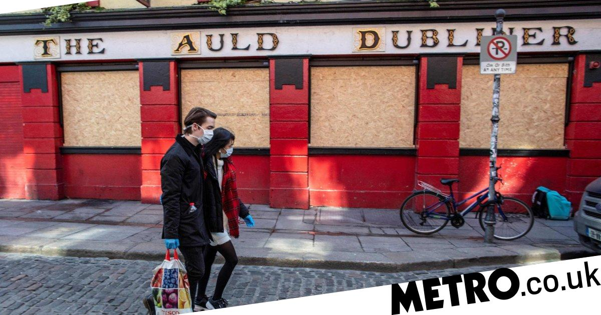 Ireland's coronavirus death toll more than doubles as 10 more people die