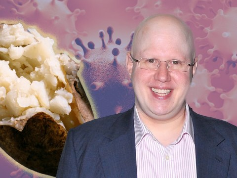 Matt Lucas' Baked Potato song is a handy (and catchy) guide to staying safe from coronavirus