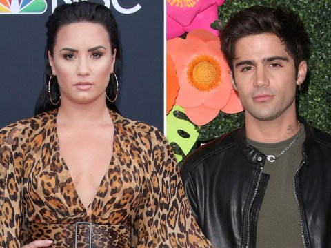 Demi Lovato 'dating Young and Restless star Max Ehrich' as they're seen getting flirty on Instagram