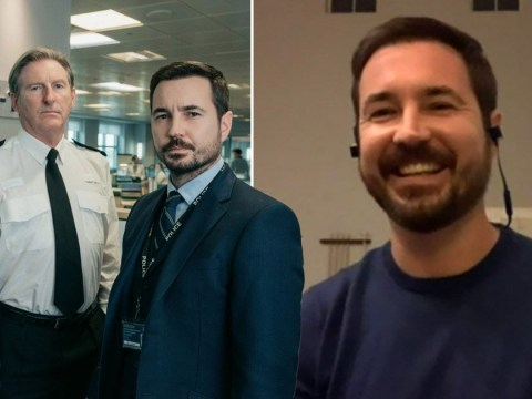 Line of Duty's Martin Compston promises season 6 is 'better than ever' as he flees UK amid pandemic