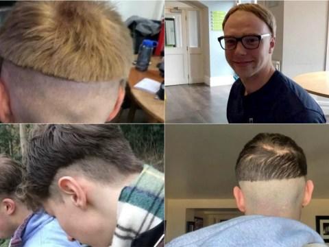 The worst lockdown haircuts we've seen so far