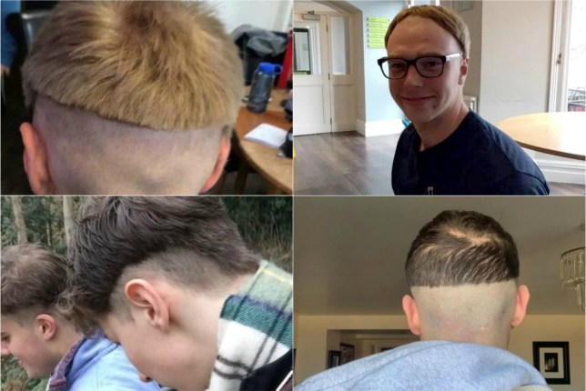 The worst lockdown haircuts we've seen so far