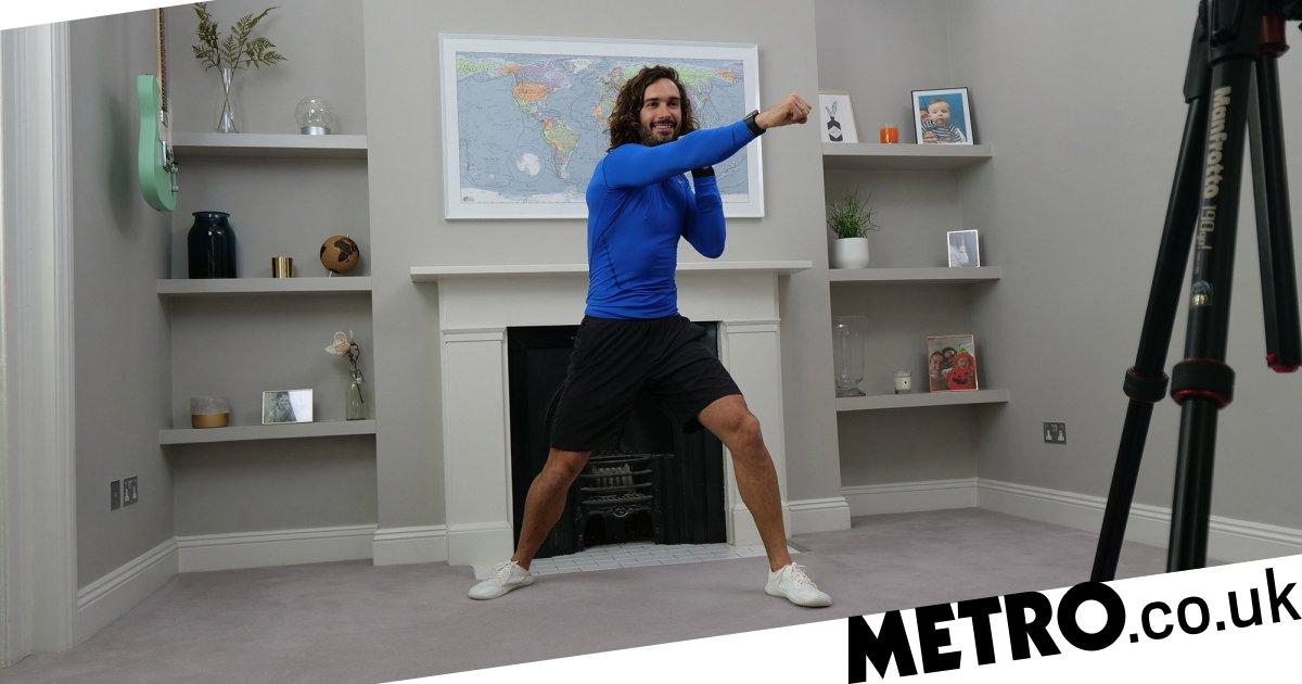 Joe Wicks to donate money made from home workout videos to NHS