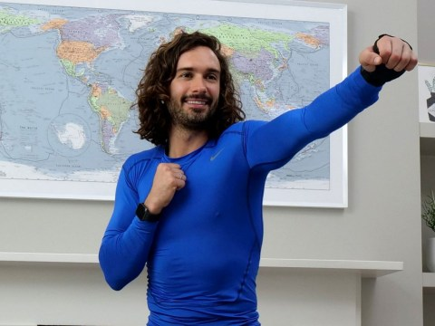 Joe Wicks 'nominated for OBE' after becoming nation's favourite PE teacher
