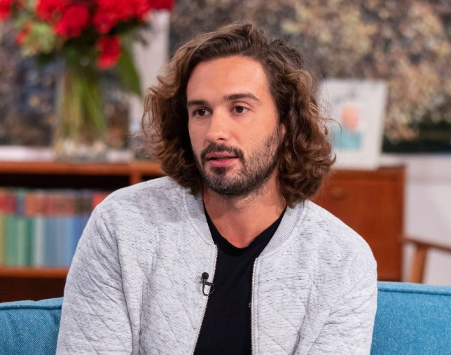 Joe Wicks on 'This Morning' TV show, London, UK - 14 Nov 2019