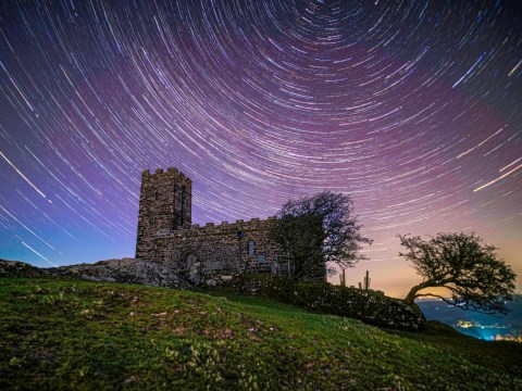 Photographer captures incredible images of Devon night sky