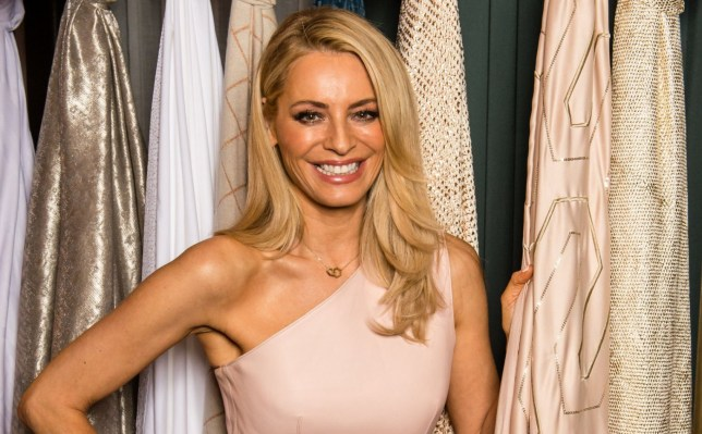 Mandatory Credit: Photo by Richard Isaac/REX (10581445ai) Tess Daly. The launch event party for the new homewear range of Tess Daly, designed by Tess with Clarke & Clarke, held at White City House Tess Daly Home in association with Clarke & Clarke launch event party in London, UK - 12 Mar 2020