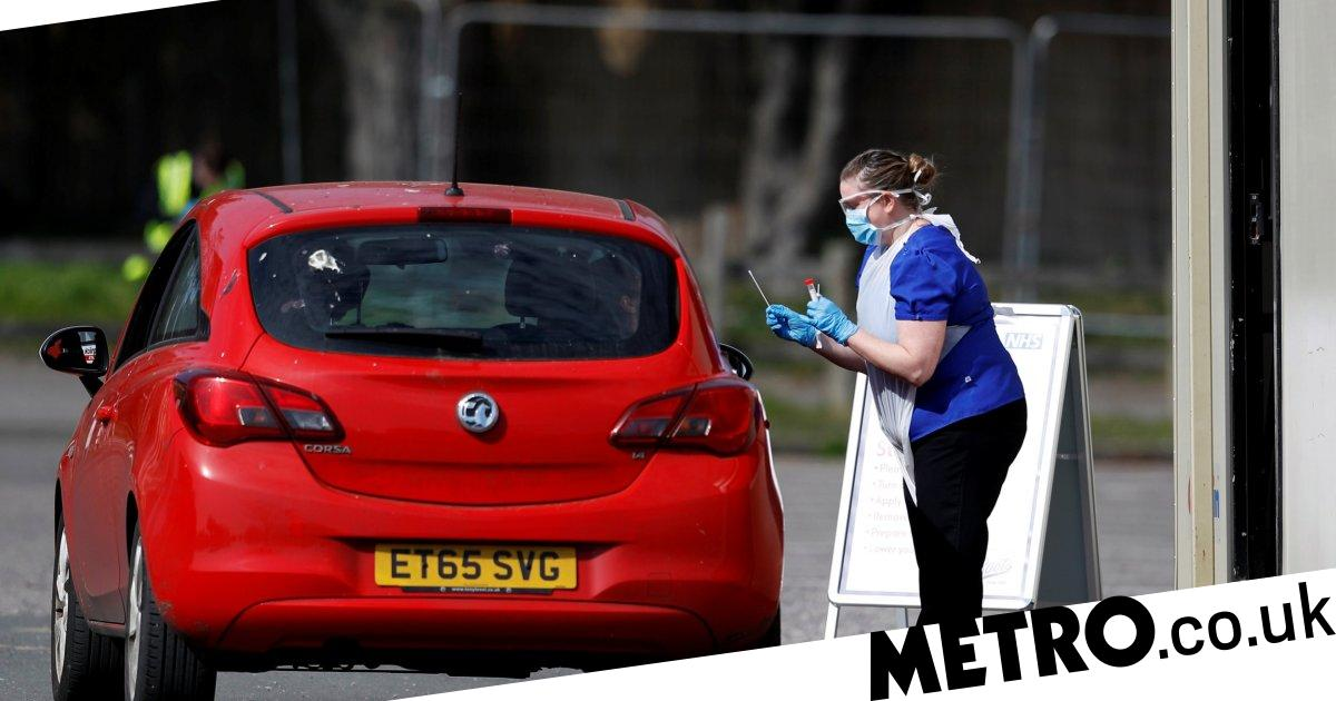 First NHS staff to be tested for coronavirus at Chessington World of Adventures - metro