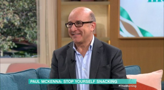 Paul McKenna This Morning