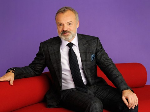 When is the Graham Norton Show on tonight and who's in the lineup?