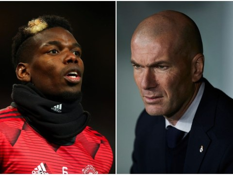 Zinedine Zidane approves Real Madrid's move to sign Eduardo Camavinga as Paul Pogba alternative