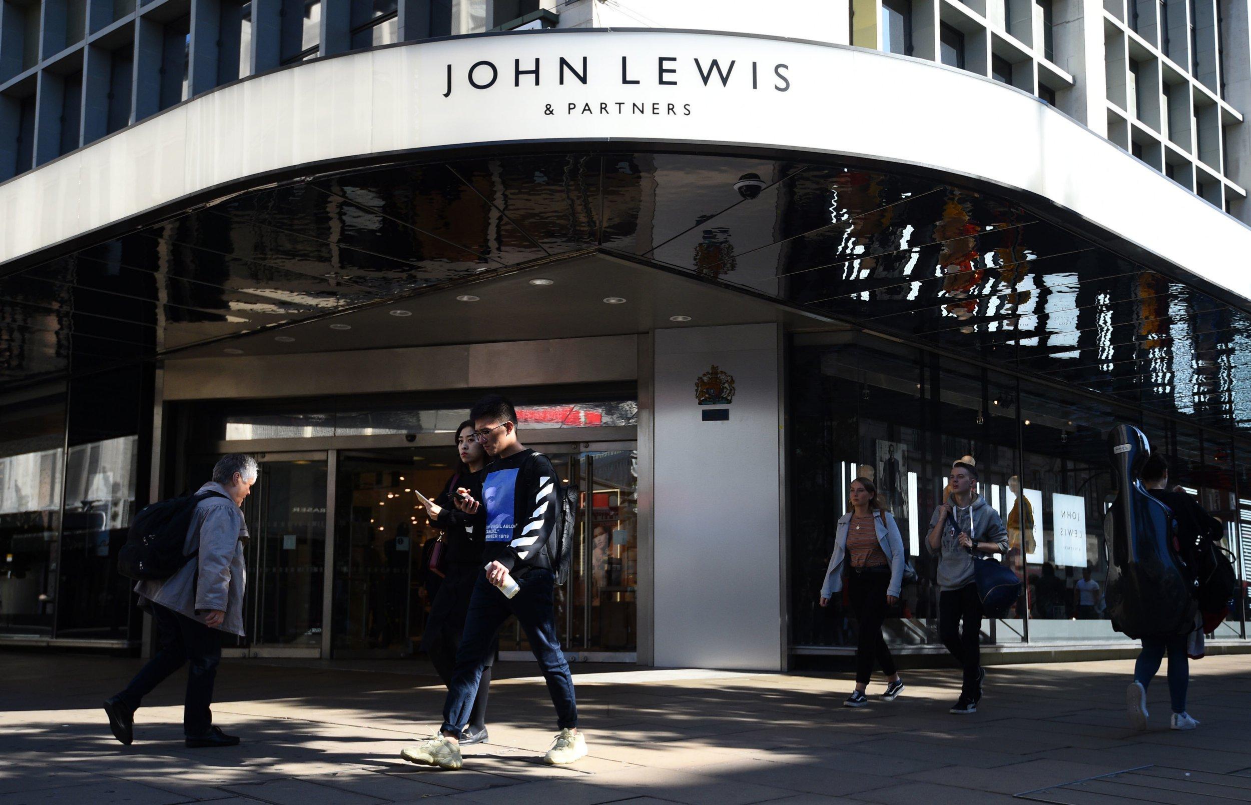 Coronavirus: John Lewis closes all 50 stores amid drop in