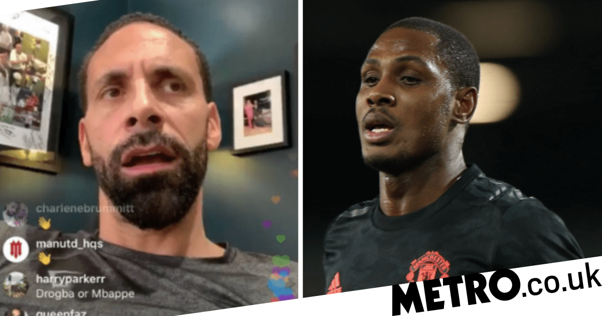 Rio Ferdinand sends message to Manchester United over permanent Odion Ighalo transfer - Metro.co.uk