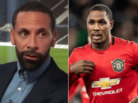Rio Ferdinand reveals Odion Ighalo's major advantage over Marcus Rashford & Anthony Martial