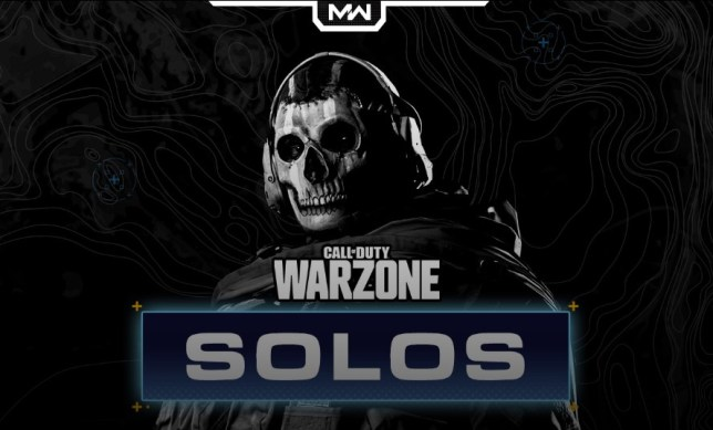 Call Of Duty: Warzone Solos artwork