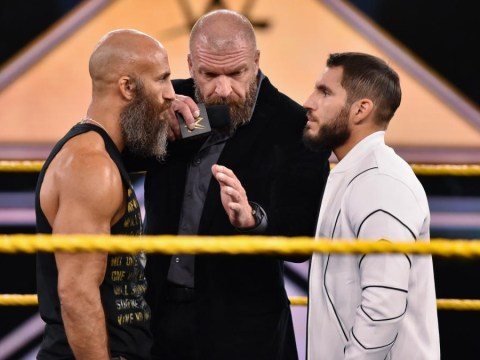 NXT results: Killer Kross appears as Triple H sets final match between Tommaso Ciampa and Johnny Gargano