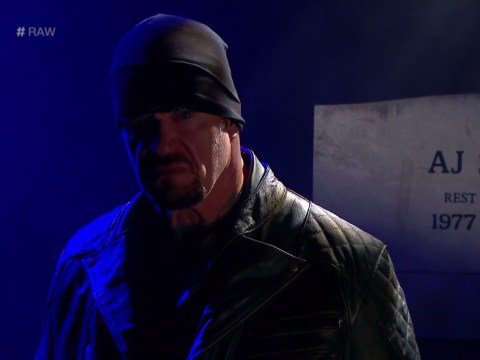 WWE legend Undertaker apologises for stealing Chris Jericho catchphrase