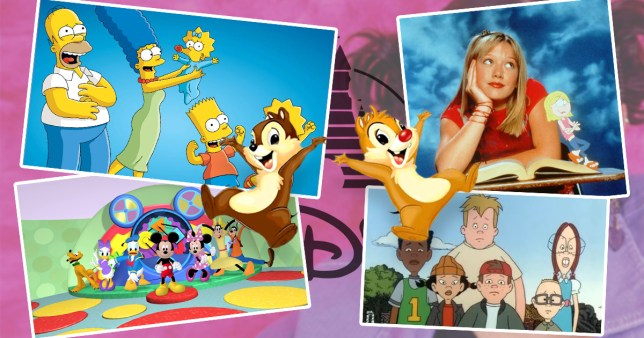 Disney Plus UK is the chance to re-live your childhood: All the best classic kid shows