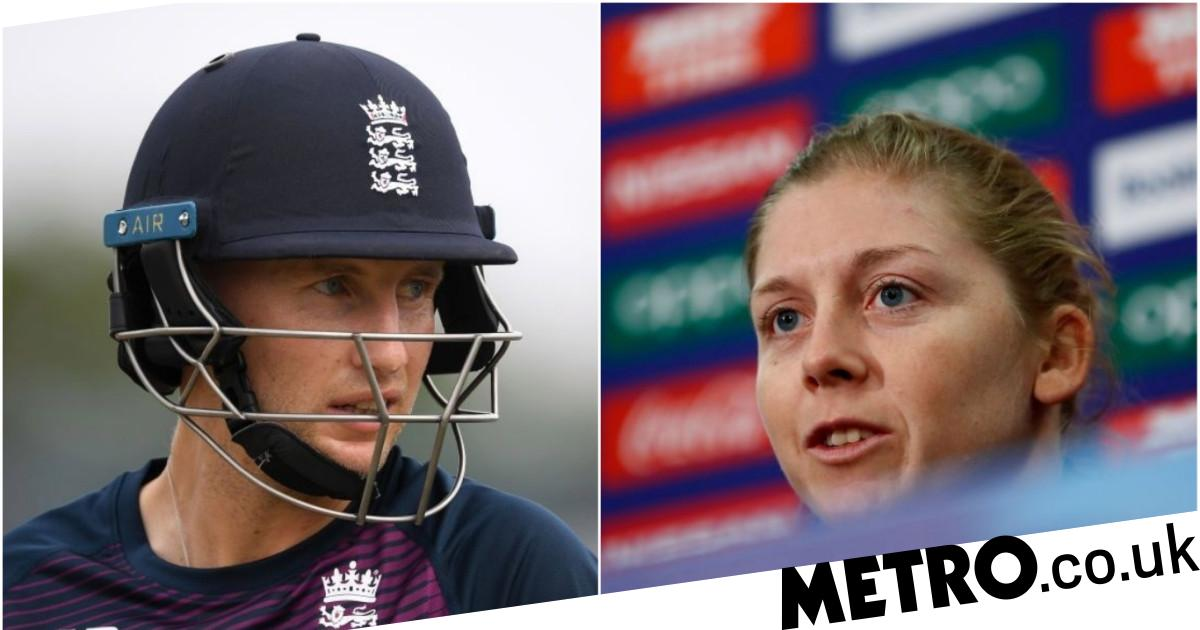 Joe Root and Heather Knight pen open letter to England fans amid coronavirus pandemic - metro