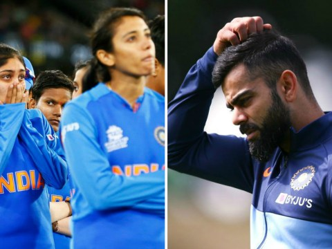 Virat Kohli sends message to India team after Women's T20 World Cup defeat to Australia