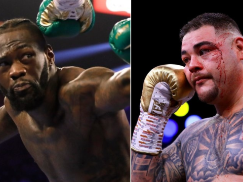 Deontay Wilder advised to axe Tyson Fury bout and fight Andy Ruiz instead