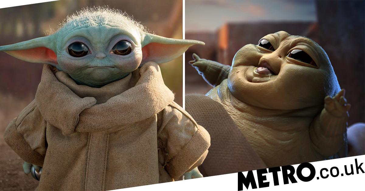 Baby Jabba might be cuter than Baby Yoda as Star Wars fans go wild over creature