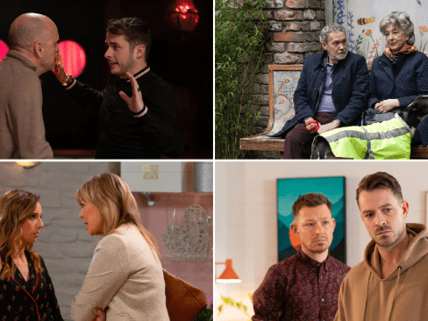 12 soap spoiler pictures: EastEnders return, Coronation Street discovery, Emmerdale child disappearance, Hollyoaks discovery
